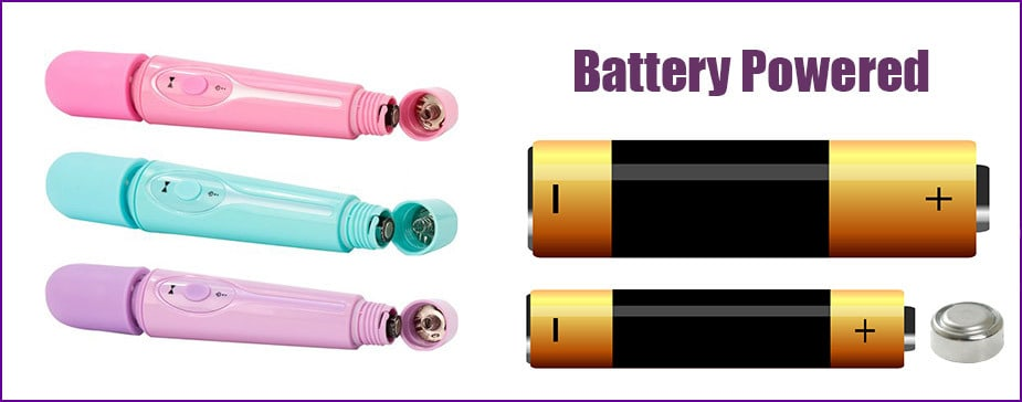 Battery Powered Massagers