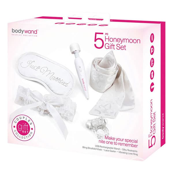 BodyWand Honeymoon Gift Set Box