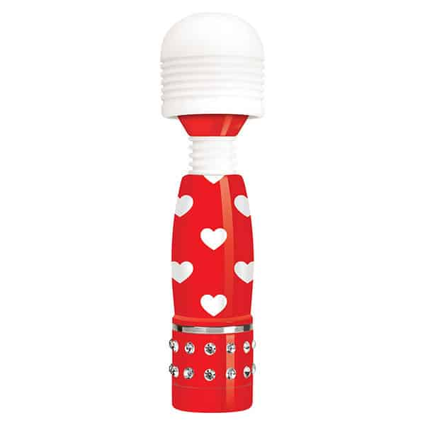 BodyWand Mini Fashion Edition (Heartbreaker)