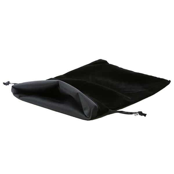 Fare L'Amore Velvet Storage Bag (Black)