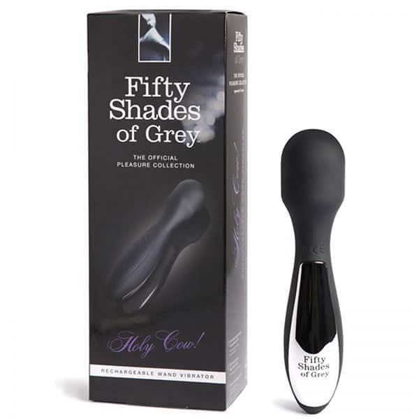 Fifty Shades of Grey Holy Cow! Rechargeable Box