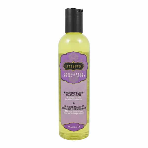 Kama Sutra Aromatic Massage Oil (Harmony Blend)
