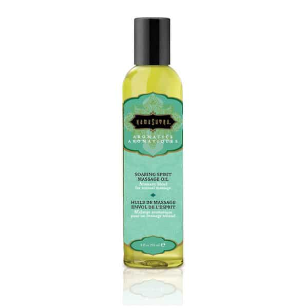 Kama Sutra Aromatic Massage Oil (Soaring Spirit)