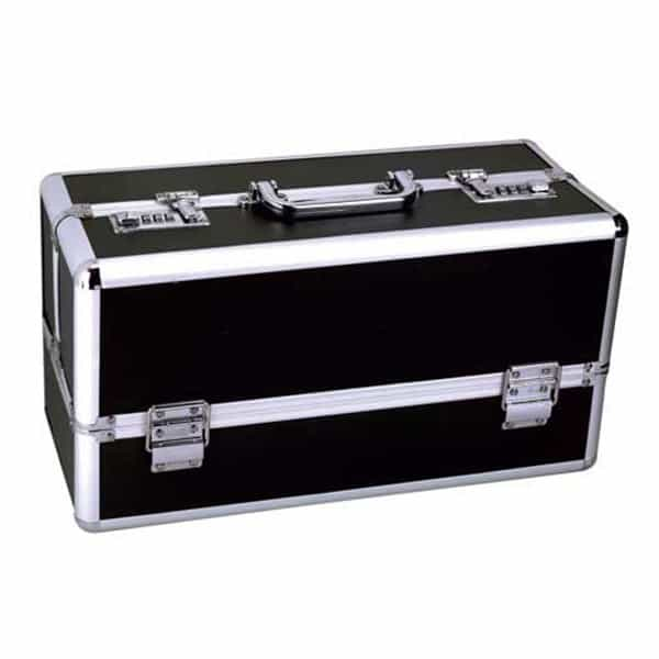Lockable Storage Case Large (Black)