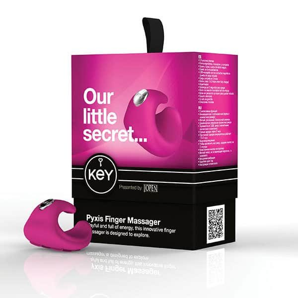 Key by Jopen Pyxis (Raspberry Pink) Box
