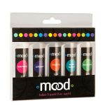 MOOD Lubes 5 Pack Box
