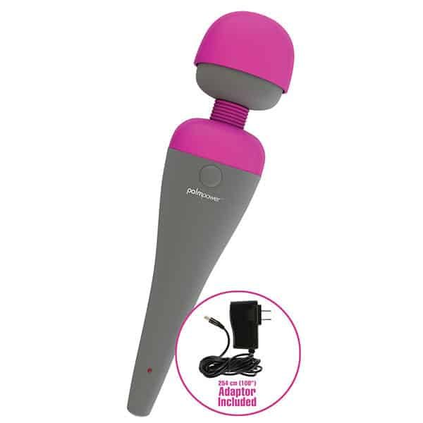 PalmPower Original Plug In Massager Charger