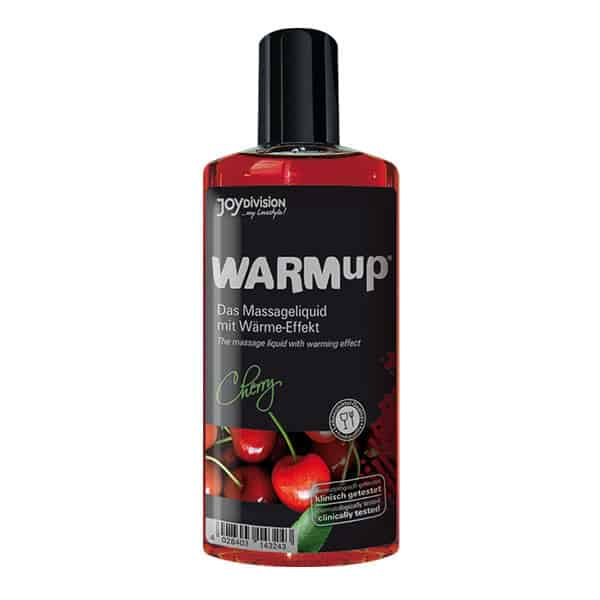 WARMup Cherry Massage Oil