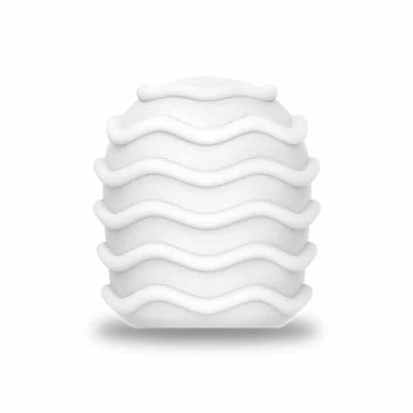 Le Wand Spiral Texture Cover (White)