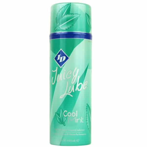 ID Juicy Lube Flavoured Personal Lubricant 105ml (Cool Mint)