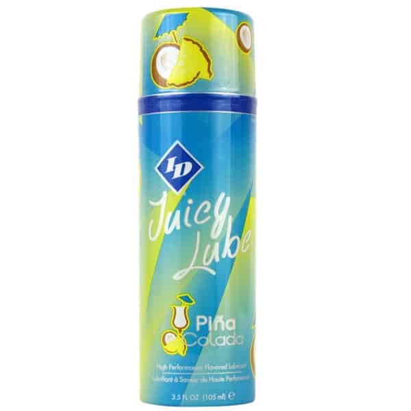 ID Juicy Lube Flavoured Personal Lubricant 105ml (Pina Colada)