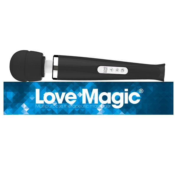 Love Magic Plus | Massage Wands | Rechargeable Massagers
