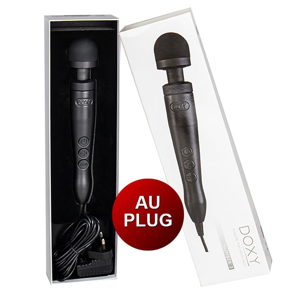 Doxy 3 Die Cast Wand | Doxy 3 Massager | Massage Wands